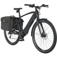 PROPHETE E-Bike Trekking »Urban«, 28 Zoll, 8 Gang, Mittelmotor, 403,2 Wh