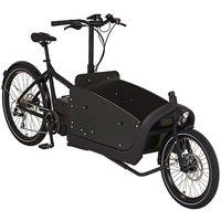 PROPHETE E-Bike Lastenrad »Cargo E-Bike 1.0«, 8 Gang, Mittelmotor, 250 W