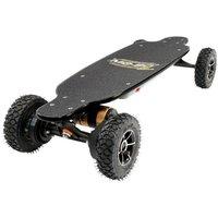 MO-BO Elektroskateboard »Carbon Fiber«, 3200 W, 30 km/h, 2 x Heckmotor