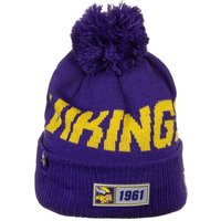 New Era Strickmütze »Nfl Minnesota Vikings Sport Knit«