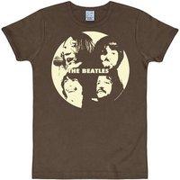 LOGOSHIRT T-Shirt mit coolem Vintage-Motiv »The Beatles«