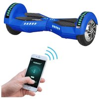 ROBWAY Hoverboard »W2«, 8 Zoll mit APP-Funktion