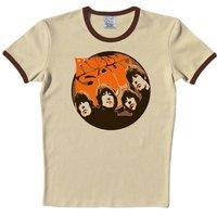 LOGOSHIRT T-Shirt mit The Beatles-Print »The Beatles Rubber Soul«