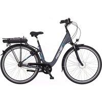 Fischer Fahrräder E-Bike »ECU 1401 City E-Bike«, 7 Gang Shimano Nexus Schaltwerk, Nabenschaltung, Frontmotor 250 W