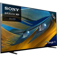 Abbildung Sony XR-77A80J OLED-Fernseher (195 cm/77 Zoll, 4K Ultra HD, Google TV, BRAVIA XR)