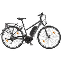ZÜNDAPP E-Bike Trekking »Silver 5.5«, 28 Zoll, 10 Gang, Mittelmotor, 374,4 Wh