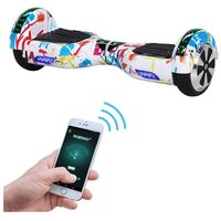 ROBWAY Hoverboard »W1«, 6,5 Zoll mit APP-Funktion