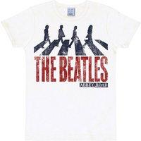 LOGOSHIRT T-Shirt mit legendärem Print »The Beatles«