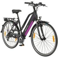 MAXTRON E-Bike Trekking »MT-2«, 28 Zoll, 8 Gang Heckmotor, 418 Wh