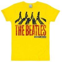 LOGOSHIRT T-Shirt mit The Beatles-Print »The Beatles - Abbey Road«