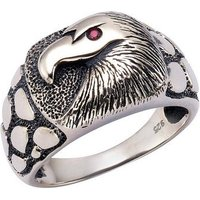 firetti ring met fonkelende zirkoon, Adelaar