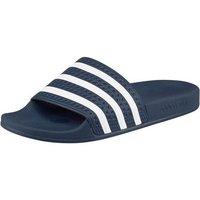 Adidas Adilette Heren Trainingsschoenen EU 38 UK 5 donker blauw