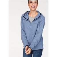 Jack Wolfskin Tongari Hooded Fleece Jacket Dames