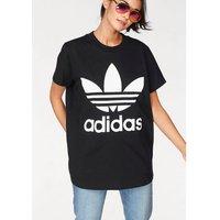 adidas-t-shirt Big Trefoil in zwart