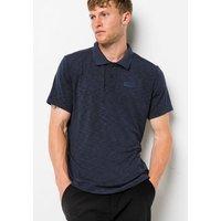 JACK WOLFSKIN shirt »TRAVEL POLO MEN«