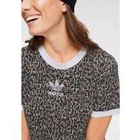 NU 20% KORTING: adidas Originals T-shirt LEOFLAGE CROPPED TEE