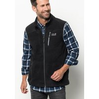 Jack Wolfskin fleece-bodywarmer THUNDER BAY VEST MEN
