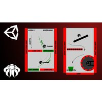 Image of Unity Game Tutorial: Physics Based Puzzles Games 2D