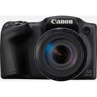 Canon PowerShot SX420 IS - Nero