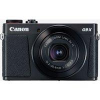 Canon PowerShot G9 X Mark II - Nero