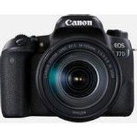 Canon EOS 77D DSLR + 18-135mm IS USM