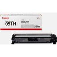 Canon 051H High Yield Toner Cartridge, Black