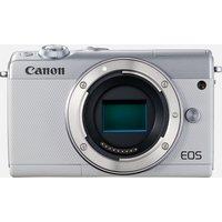 Corpo Canon EOS M100 - Bianco