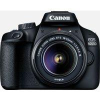 Canon EOS 4000D + obiettivo EF-S 18-55mm III