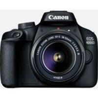 Canon EOS 4000D + 18-55mm IS II