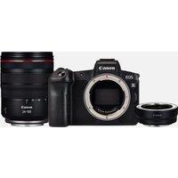 Canon EOS R Body + obiettivo RF 24-105mm F4L IS USM + adattatore EF-EOS R