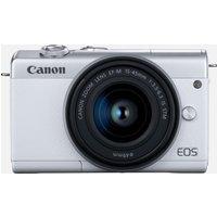 Ga een stap verder dan je smartphone met een systeemcamera met verwisselbare lens die ideaal is voor het ...