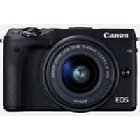 Canon EOS M3 + EF-M 15-45mm IS STM Lens