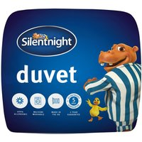 10.5 Tog Silentnight Luxury Hollowfibre Duvet