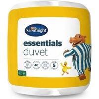10.5 Tog Silentnight Luxury Hollowfibre Duvet