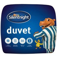 13.5 Tog Silentnight Luxury Hollowfibre Duvet