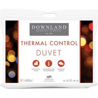 Downland Thermal Control 13.5 Tog Duvet