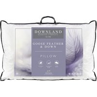 Downland Goose Feather Pillow Range