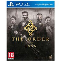 'Ps4 The Order: 1886
