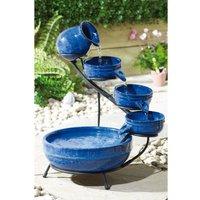 Solar Cascade Fountain