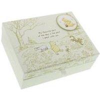 Winnie The Pooh Heritage Keepsake Box