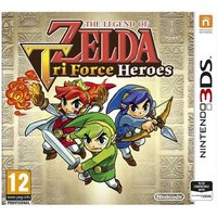 'Nintendo 3ds Xl Zelda Tri Force Heroes