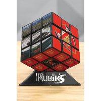 Arsenal FC Rubiks Cube.