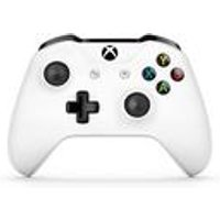 Xbox One Wireless White Controller