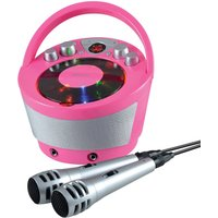 'Groove-e Portable Karaoke Machine