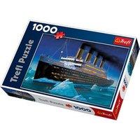 1000-Piece Titanic Jigsaw Puzzle.