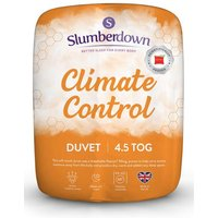 Slumberdown Climate Control 4.5 Tog Duvet