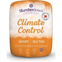 Slumberdown Climate Control 10.5 Tog Duvet