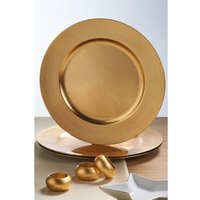 12-Piece Charger Plate Set