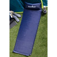 Summit Self-Inflating Camp Mat with Pillow.