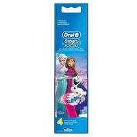 Oral B Pack of 4 Disney Frozen Brush Heads